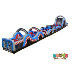 OC013 96ft Racing Obstacle Course