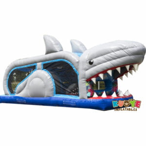 OC1822 Shark Obstacle Course