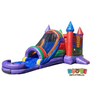 CB180 Marble Castle Inflatable