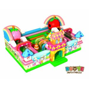 AP1842 Candy Inflatable Trampoline