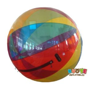 WB009 PVC Colorful Inflatable Water Walking Ball