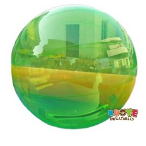 WB010 Green Water Walking Ball